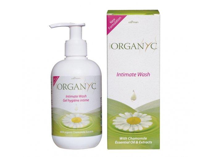 gel na intimni hygienu organyc