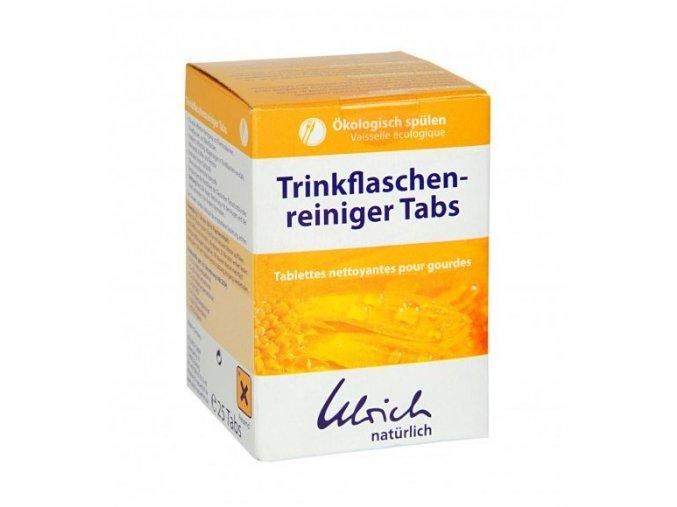 tablety na cisteni lahvi