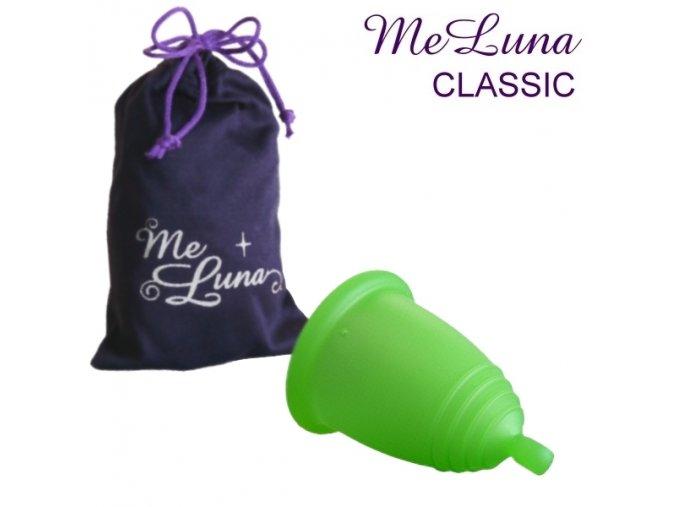 Me Luna L s kuličkou zelená
