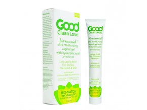 lubrikacni gel good love vanilka
