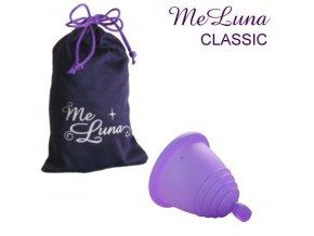 Me Luna L Shorty s kuličkou violet