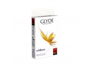 glyde kondom wildberry