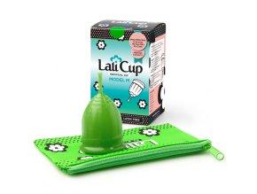 menstruacni kalisek lalicup M green