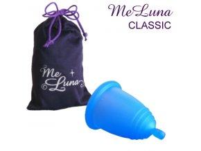 Me Luna M s kuličkou modrá